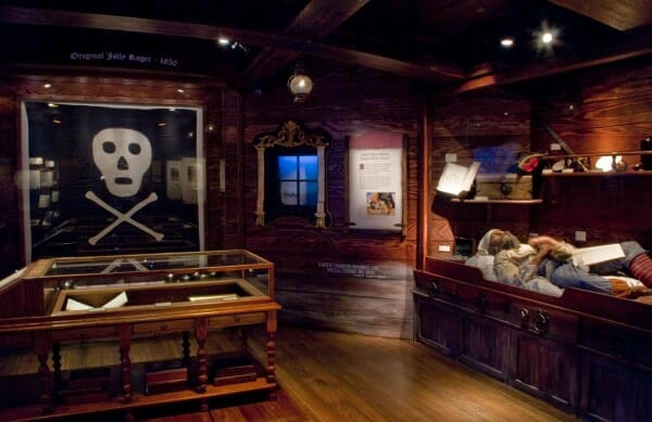 Pirate Museum Jolly Roger