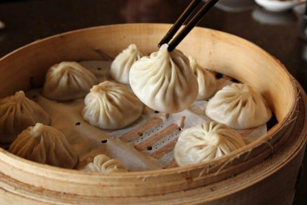 Xiao Long Bao from Din Tai Fung