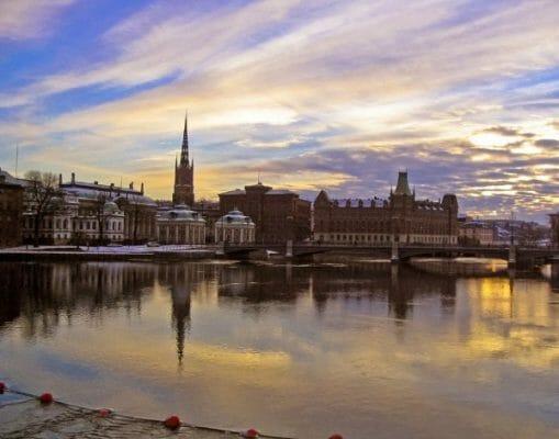 Stockholm Sweden by Phil Price
