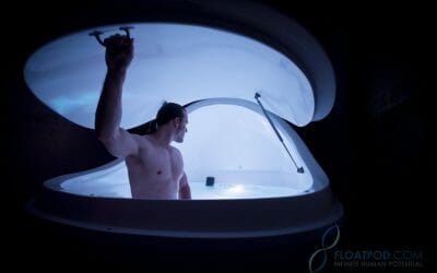Float Along With True REST Float Therapy