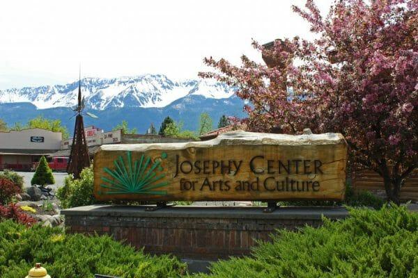 Josephy Center in Joseph, Oregon