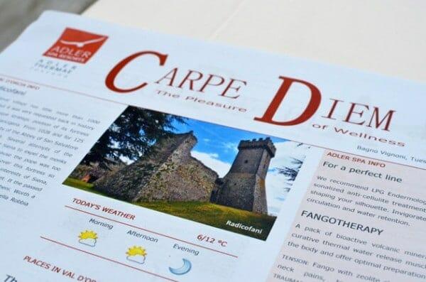 Spa Hotel Adler - Daily News