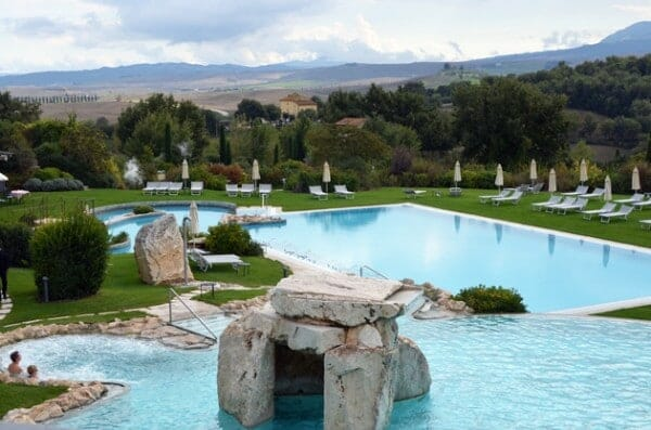Spa Hotel Adler Pools