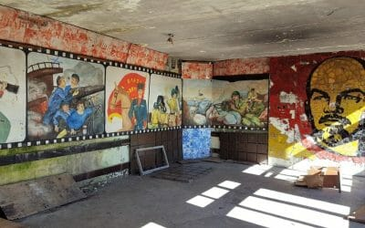 Experiencing Iron Curtain Tourism in the Baltic Countries