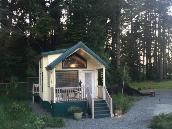 Sheltered Nook Bay City Oregon