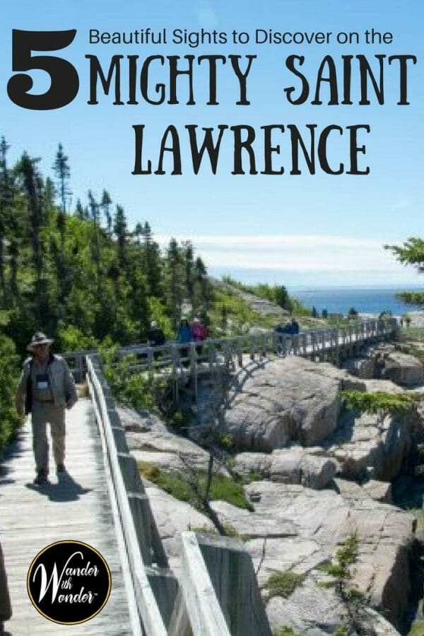 Adventure Canada offers travelers the opportunity to visit many remarkable Canadian destinations. Its 10-day voyage along the Mighty Saint Lawrence is considered one of National Geographic Traveler's 50 Tours of a Lifetime. There are several stops along the way, but these five stood out to me: Quebec City, Tadoussac, the Saguenay Fjord, the Reford Gardens, and the Magdalen Islands.