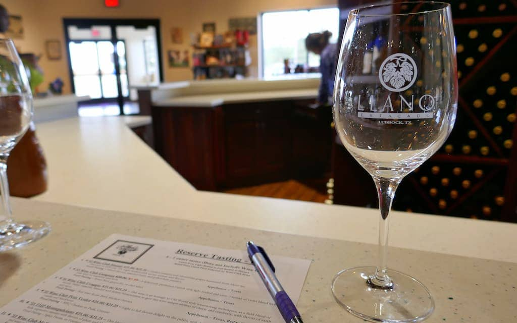 Llano Estacado Winery in Lubbock, Texas. Photo by Susan Lanier-Graham