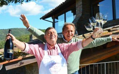Italy's Livon Family:  Experiencing Wines of Collio, Tuscany and Umbria