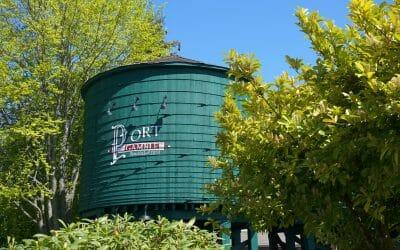Port Gamble Washington: Company Lumber Town with a Modern Vibe