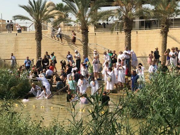 Jordan River Israel