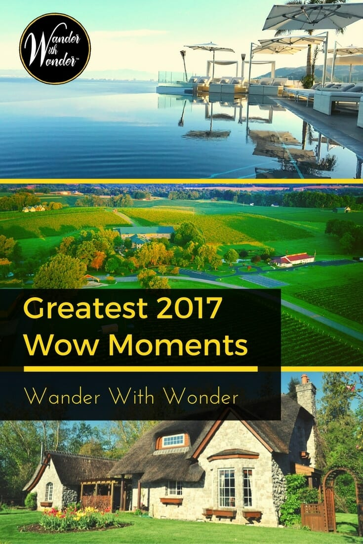 Greatest 2017 Wow Moments