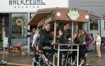 BrewGroup Portland – Pedals and Pints Beer Tours