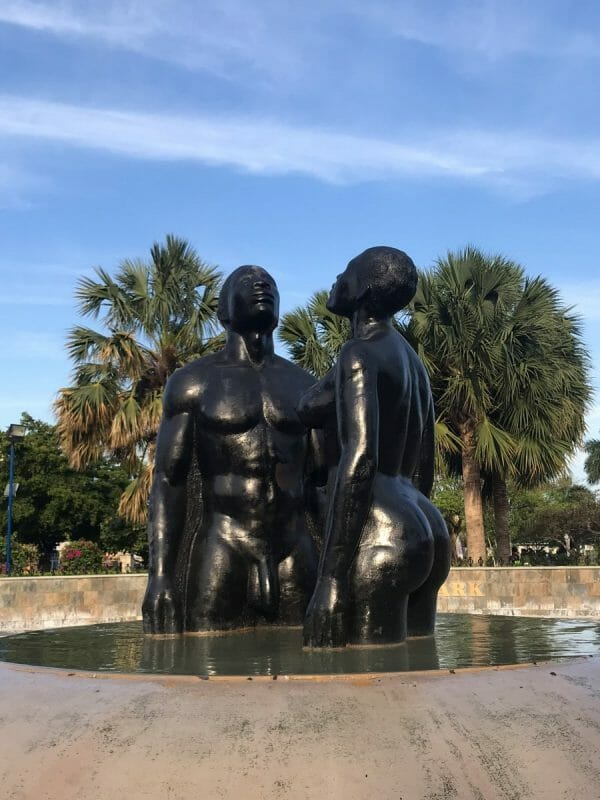 Kingston Jamaica Emancipation Park