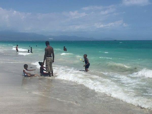 Fort Clarence Beach Kingston Jamaica