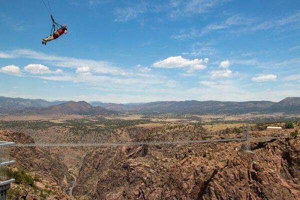 Skyrocket Royal Gorge Colorado