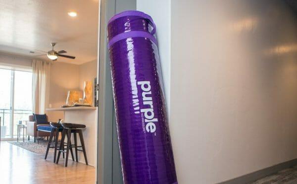 Purple Mattress in a Box