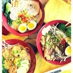There is nothing more down to earth & soothing than noodles. Ramen Hood opened in Scottsdale, offering ramen lovers a chance to build their own perfect noodle bowl. #food #ramen #ArizonaRestaurants #Scottsdale #restaurants #Arizona