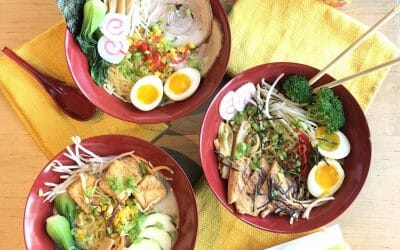 Everything is Coming Out Noodles: Ramen Hood in Scottsdale
