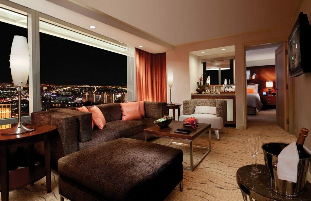ARIA Corner Suite Las Vegas