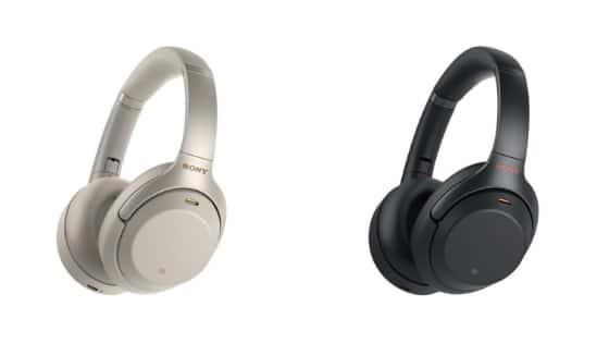 Sony 1000XM2 Noise-Canceling Headphones