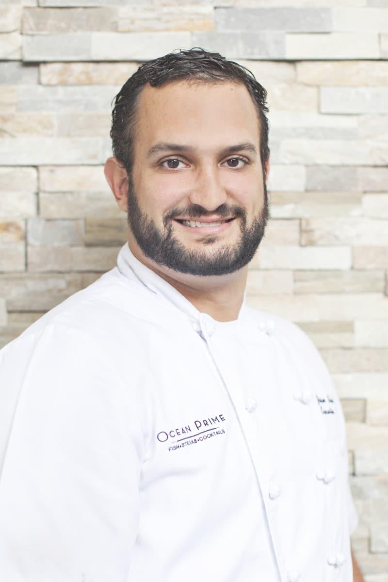 Executive Chef Jason Shelley from Ocean Prime in Washington, DC. Photo courtesy Ocean Prime