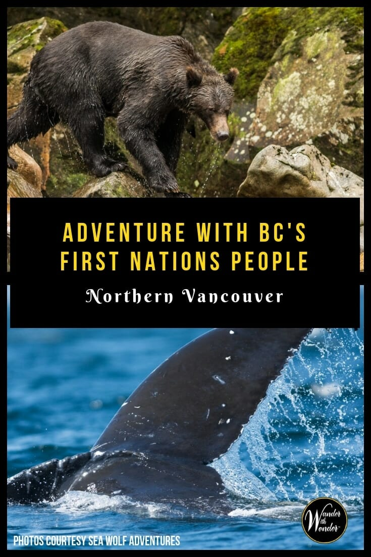 Sea Wolf Adventures do a fantastic job of revealing the wonders of northern Vancouver Island and British Columbia's First Nations people to visiting guests. Everyone should visit the area to gain a new appreciation for nature and a better understanding of the role people play in both preserving and destroying wildlife and the environment.