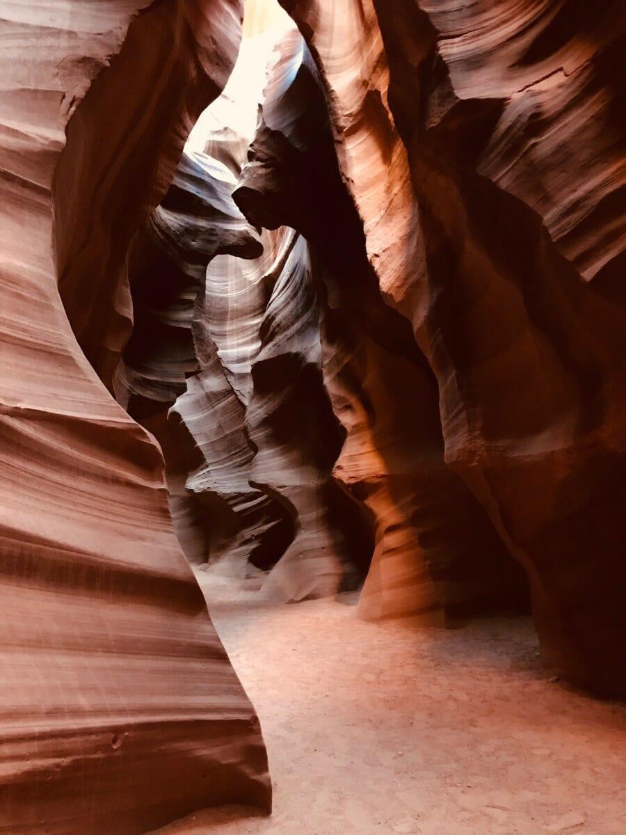 Antelope Canyon Navajo Nation Parks