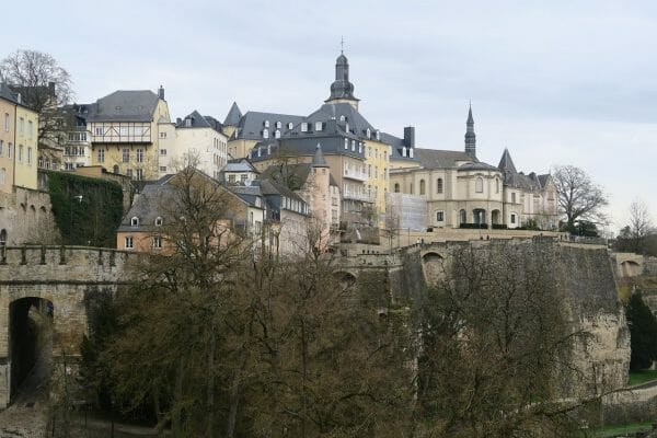 Visit Luxembourg City