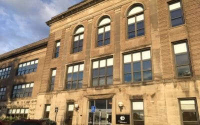 Schoolhouse to Chic Boutique: Hotel Grinnell Offers Green Hotel Stay in Iowa