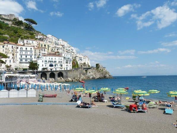 Exploring Campania