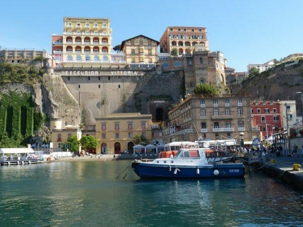 24 hours in Sorrento