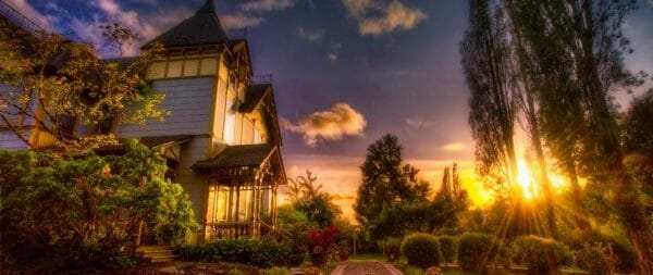 discoveries in Olympia, Washington