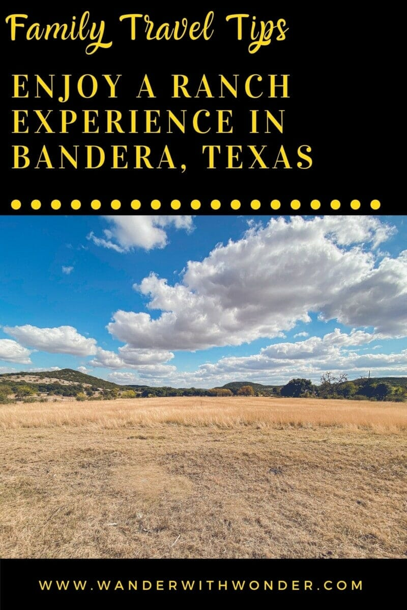"""Bandera, the """"Cowboy Capital of Texas,"""" has plenty of ranches offering visitors a chance toexperience Western-style fun first hand. If you want to experience some true country living on your vacation, then Bandera is a great place to visit."""