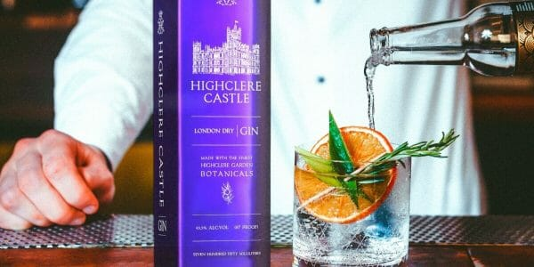 I love finding great spring recipe cocktails. One of my favorite gins is Highclere Castle Gin. Here are a few of my favorite recipes for spring gin cocktails using @HighclereGin. #cocktails #cocktailrecipes #spring
