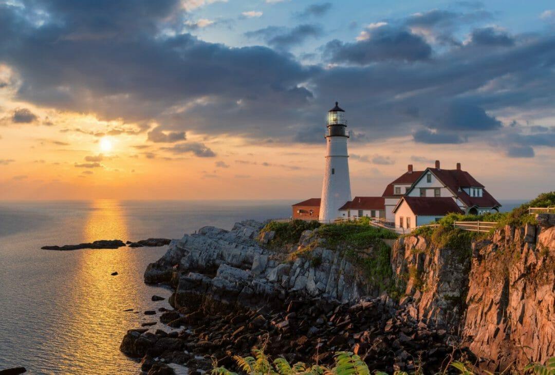 New England Travel USA