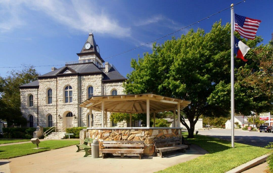 Glen Rose Texas Court House
