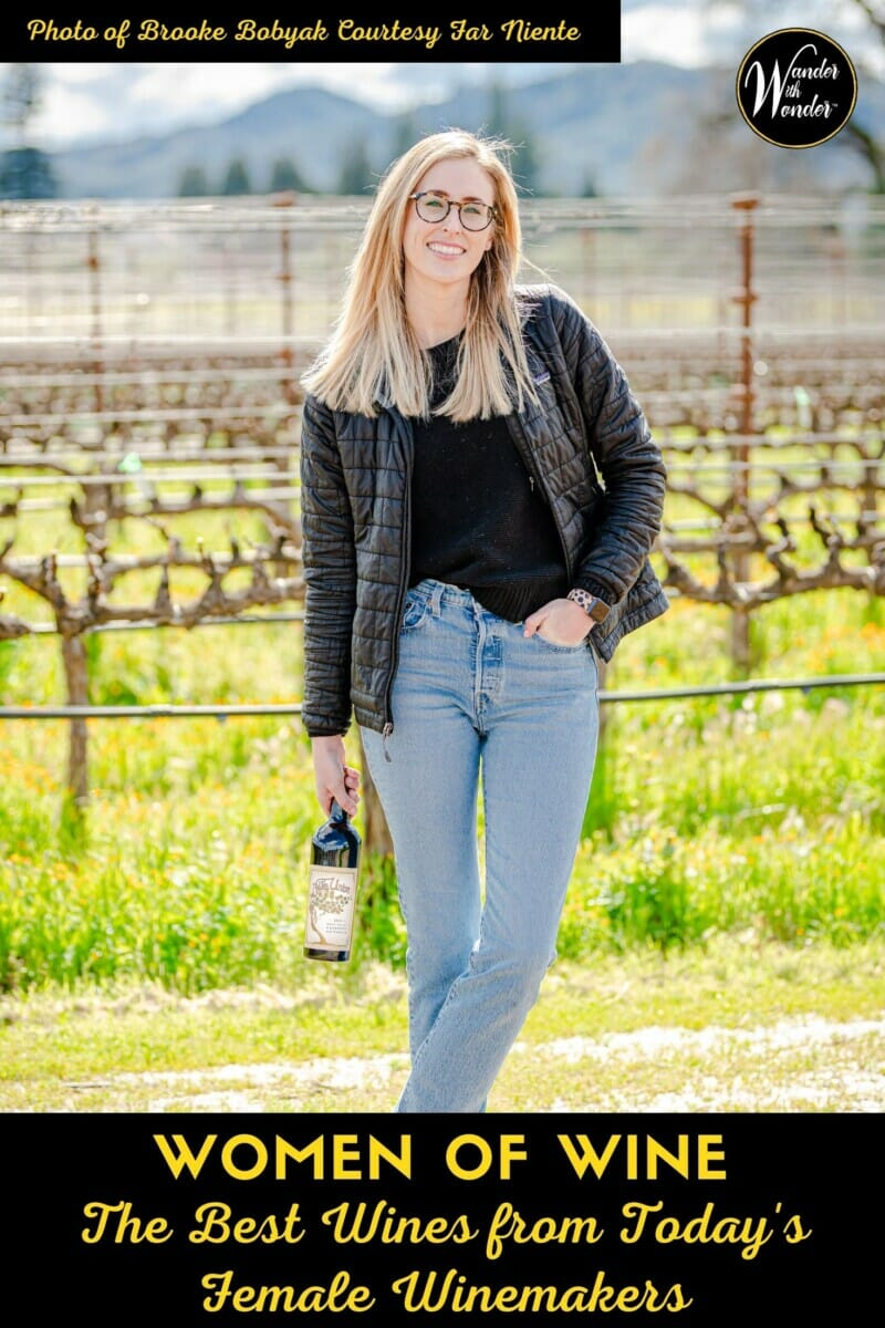 Today, women are taking the winemaking industry by storm with award-winning options in every varietal. There are some phenomenal women of wine today. Here are a few of our favorite women-made wines from some great female winemakers.