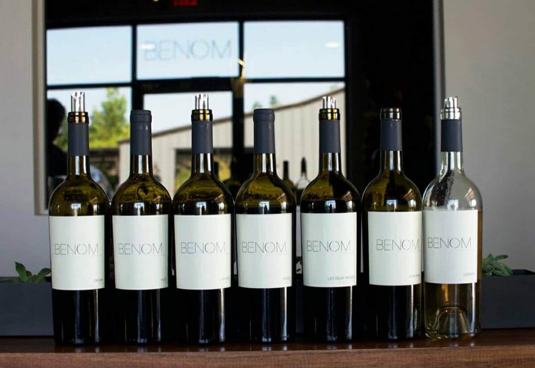 Benom Wines ©Cori Solomon - wineries in Paso Robles