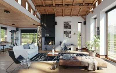 How to Vacation in a Chalet