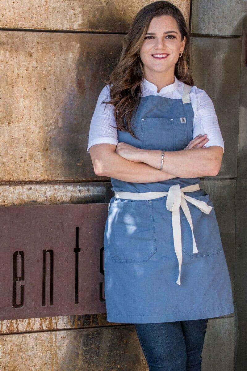 Chef Samantha Sanz