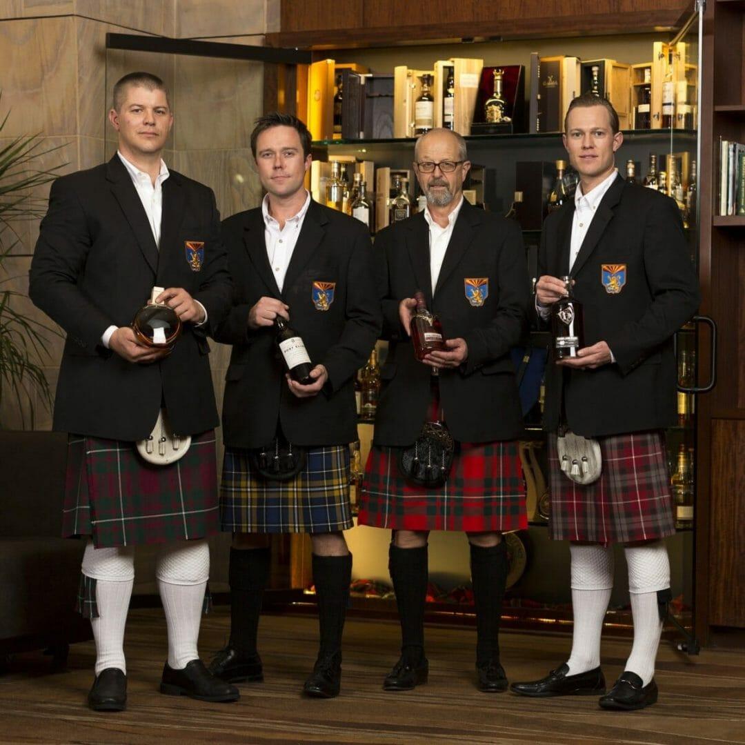 Westin Kierland Scotch Ambassadors - Arizona getaways