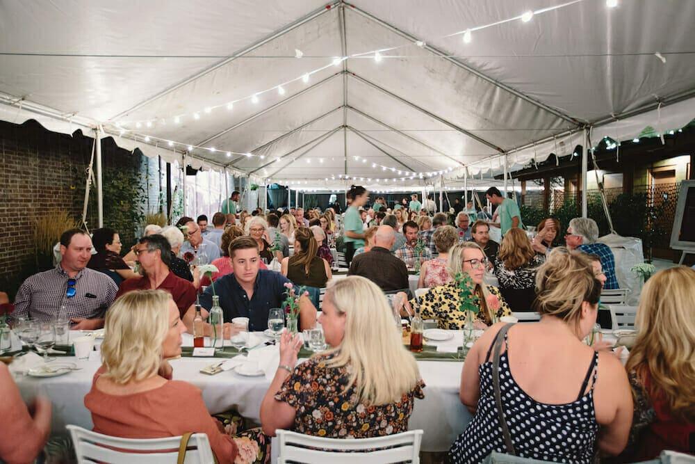 Prescott Farm to Table Dinner