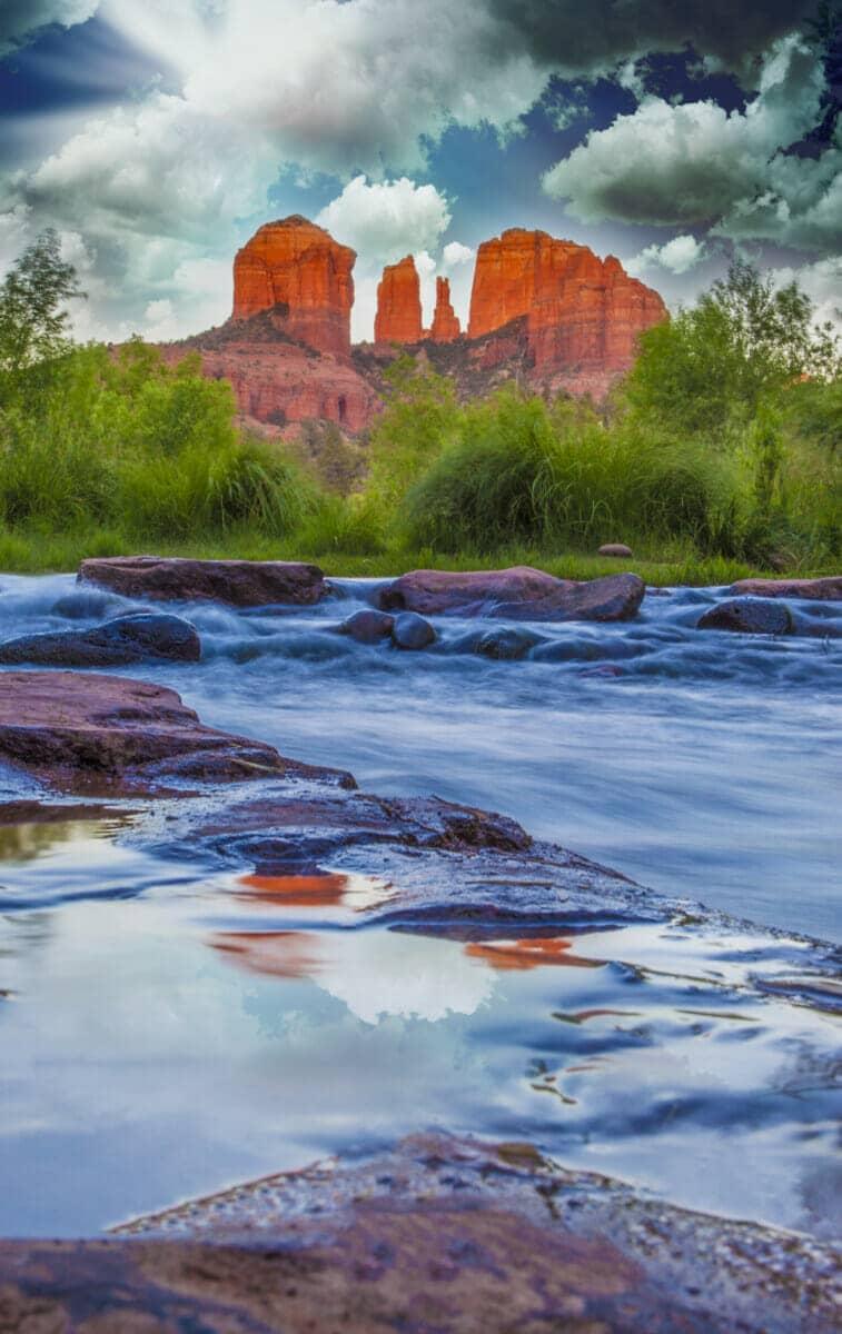 Sedona Drive Arizona road trips